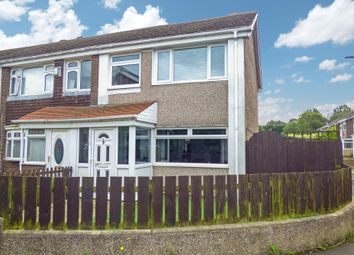 3 bed terraced house for sale in Goodwood, Killingworth, Newcastle Upon Tyne NE12