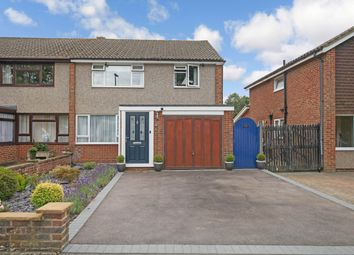 Thumbnail 3 bed semi-detached house for sale in Holly Close, Horsham