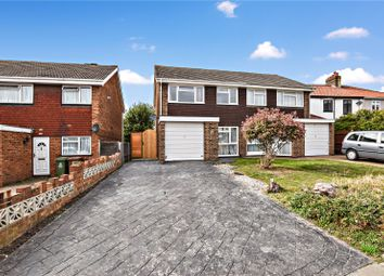 Thumbnail 3 bed semi-detached house for sale in Alers Road, Bexleyheath, Kent