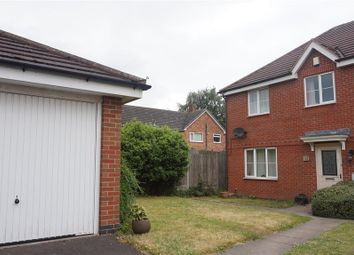 Thumbnail 4 bed semi-detached house for sale in Wedmore Road, Sutton Coldfield
