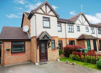 Thumbnail 4 bedroom end terrace house for sale in Tweed Drive, Didcot
