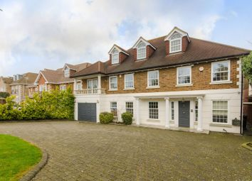 Thumbnail 6 bed detached house to rent in Hainault Road, Chigwell