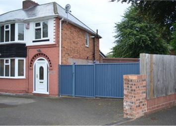 Thumbnail 3 bed semi-detached house to rent in Hampton Road, Wolverhampton