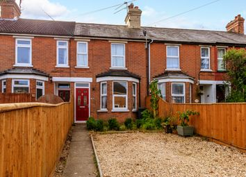 Thumbnail 2 bed terraced house for sale in Andover Road, Ludgershall, Andover