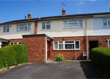 Thumbnail 3 bed terraced house for sale in Langland Road, Oswestry