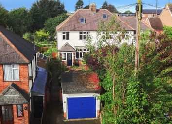 Thumbnail 4 bed semi-detached house for sale in Church Street, Oadby, Leicester