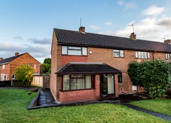 Thumbnail 3 bedroom semi-detached house for sale in Broomhall Avenue, Wednesfield