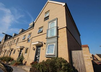 Thumbnail 4 bed town house for sale in Linnet Road, Costessey, Norwich
