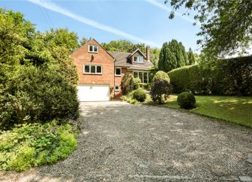 Thumbnail 4 bed detached house for sale in Badbury, Swindon, Wiltshire