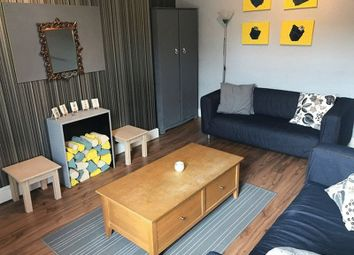 Thumbnail 1 bed flat to rent in One Bedroom Studio, Brinkburn Avenue, Gateshead