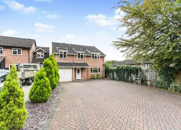 Thumbnail 4 bed detached house for sale in Jeffries Close, Rownhams, Southampton