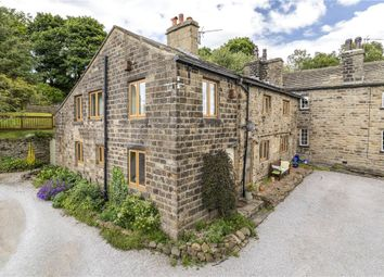 Thumbnail 4 bed semi-detached house for sale in High Woodhead House, High Woodhead, Riddlesden, Keighley