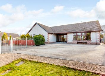 Thumbnail 4 bed detached bungalow for sale in Park Crescent, Banff, Aberdeenshire