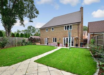 Thumbnail 4 bed detached house for sale in Sheldon Heights, Gravesend, Kent