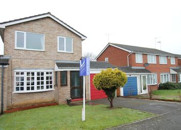 Thumbnail 3 bedroom link-detached house for sale in Swallow Close, Buckingham