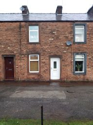 Thumbnail 2 bedroom terraced house to rent in Crown Terrace, Penrith