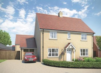 Thumbnail 4 bed detached house for sale in Regiment Gate, Off Essex Regiment Way, Chelmford, Essex