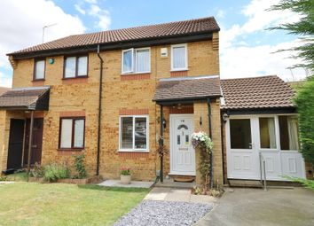 Thumbnail 2 bed semi-detached house for sale in The Spinney, Bar Hill, Cambridge
