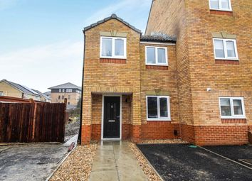Thumbnail 3 bed end terrace house for sale in Appleton Walk, Western Way, Buttershaw