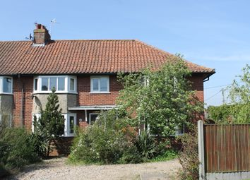 Thumbnail 4 bed semi-detached house for sale in Covert Road, Reydon, Southwold, Suffolk