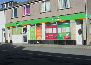 Thumbnail Retail premises for sale in Main Street, Haverigg, Millom