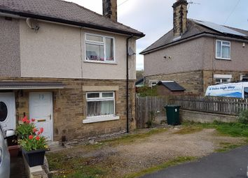 Thumbnail 2 bed semi-detached house for sale in Albert Avenue, Shipley, Bradford Leeds