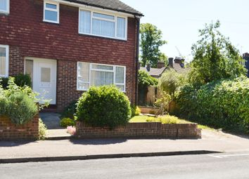 Thumbnail 3 bed end terrace house to rent in Garland Road, Ware