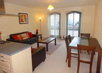 Thumbnail 2 bed flat to rent in James Watt Way, Greenock