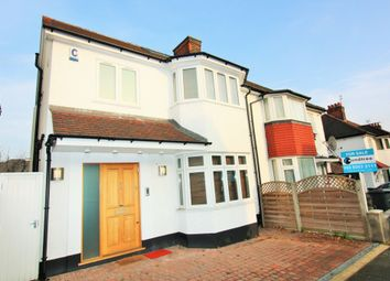 Thumbnail 5 bed semi-detached house to rent in Park View Gardens, Hendon