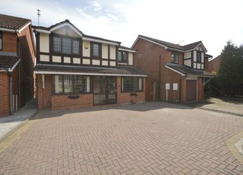 Thumbnail 5 bedroom detached house to rent in Fordham Grove, Pendeford, Wolverhampton
