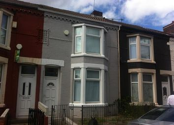 Thumbnail 2 bedroom terraced house for sale in Beatrice Street, Bootle