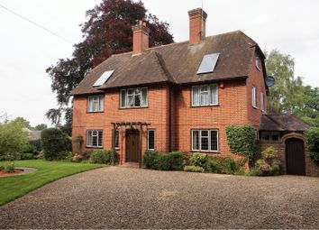 Thumbnail 5 bed detached house for sale in 78 Reading Road, Blackwater