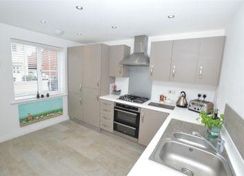 Thumbnail 4 bedroom town house for sale in Fossett Grove, Dunstable