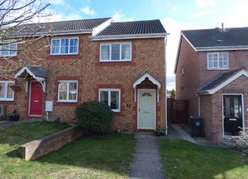 Thumbnail 2 bed semi-detached house to rent in Kelso Close, Measham, Swadlincote
