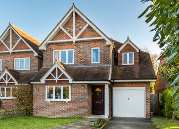 Thumbnail 4 bed detached house for sale in Bowers Place, Crawley Down
