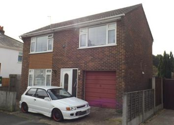 Thumbnail 3 bedroom detached house for sale in Poole, Parkstone, Poole
