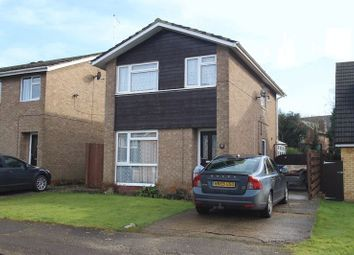 Thumbnail 3 bedroom detached house to rent in Robins Close, Hartwell, Northampton
