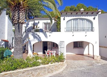 Thumbnail 5 bed villa for sale in Moraira, Alicante, Spain