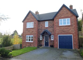 Thumbnail 4 bed detached house for sale in Alders Edge, Scotby, Carlisle