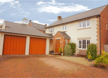 Thumbnail 4 bed detached house for sale in Cassia Drive, Usk