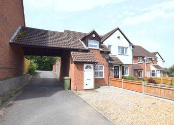 Thumbnail 2 bed semi-detached house for sale in Winterburn, Heelands, Milton Keynes