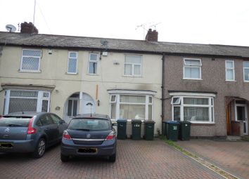 Thumbnail 3 bedroom terraced house for sale in Yelverton Road, Radford, Coventry