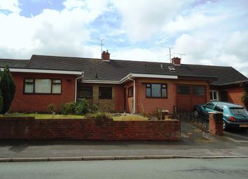 Thumbnail 3 bed semi-detached bungalow for sale in Wordsworth Avenue, Stafford