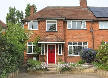 Thumbnail 2 bed semi-detached house for sale in Uppingham Road, Leicester