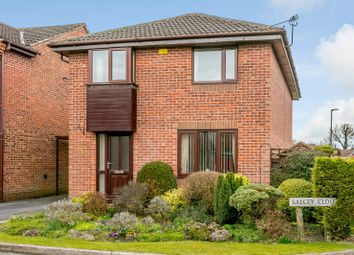 Thumbnail 4 bed detached house for sale in Salcey Close, Swanwick