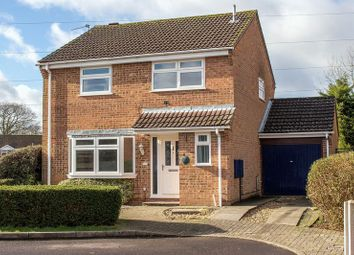 Thumbnail 4 bed detached house for sale in Dorland Gardens, Totton, Southampton