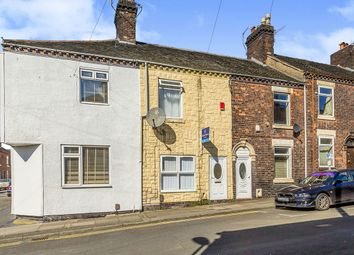 Thumbnail 2 bed terraced house for sale in Mayer Street, Hanley, Stoke-On-Trent