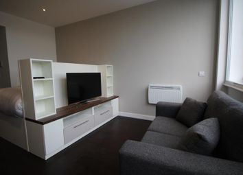 Thumbnail Studio to rent in Superior Studio Apartment, Piccadilly Residence, York