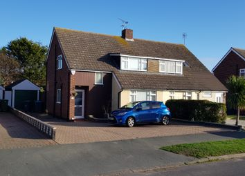 Thumbnail 3 bed semi-detached house for sale in New Road, Trimley St. Mary, Felixstowe