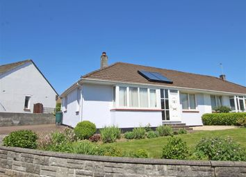 Thumbnail 2 bed semi-detached bungalow for sale in Whitby Crescent, Crownhill, Plymouth